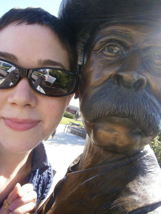 Ira B. Perrine and Me