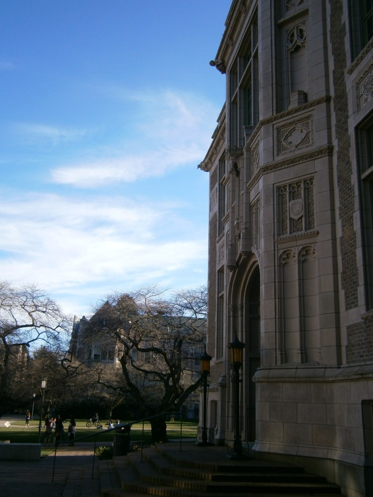 University of Washington, Seattle Campus