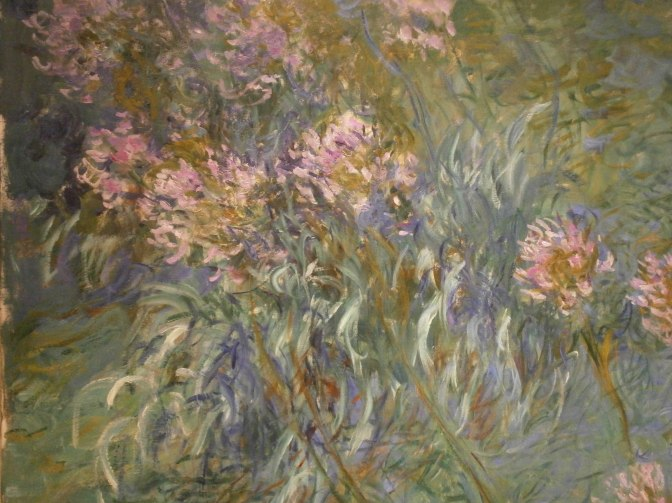 Water Lilies (1914-1926) at MoMA