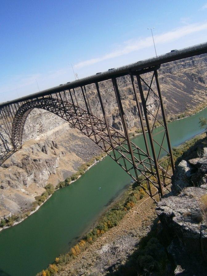 Perrine Bridge, Idaho