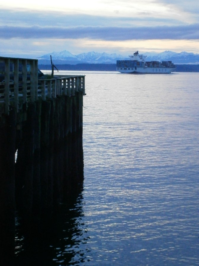 Pier 69, Seattle Waterfront
