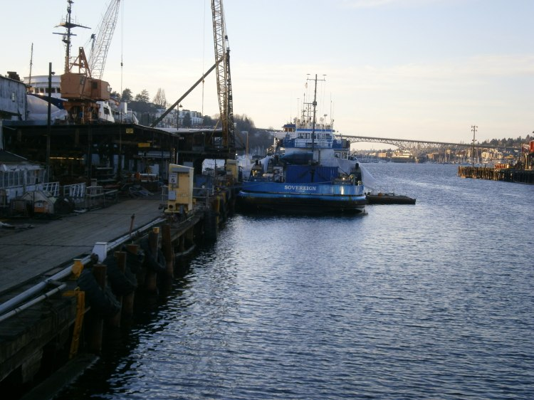 South Lake Union Docks