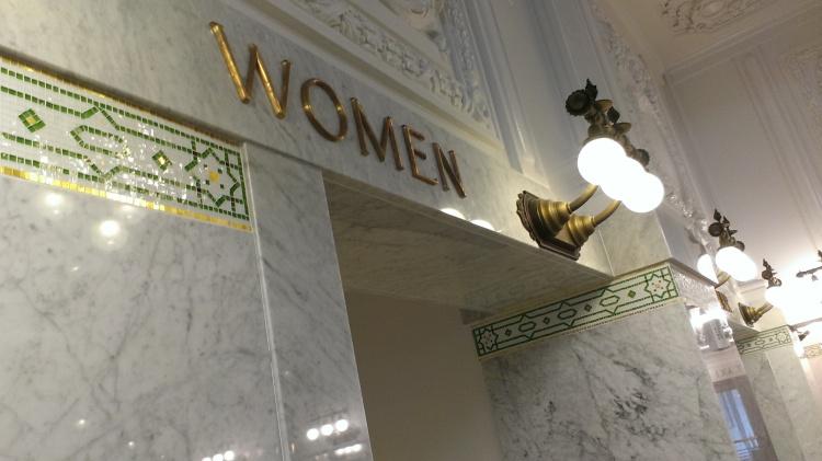 Women's Restrooms King Street