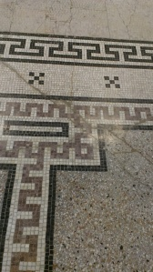 Mosaiac Floor